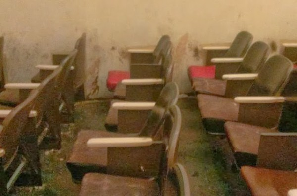Abandoned Adult Movie Theater (54 photos) 30