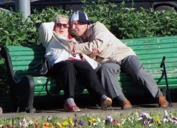 Old People Doing Funny Things (67 photos) 56