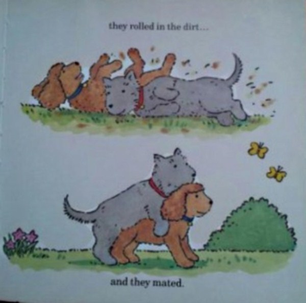horribly inappropriate childrens books 17 Totally Inappropriate Childrens Books (21 photos)