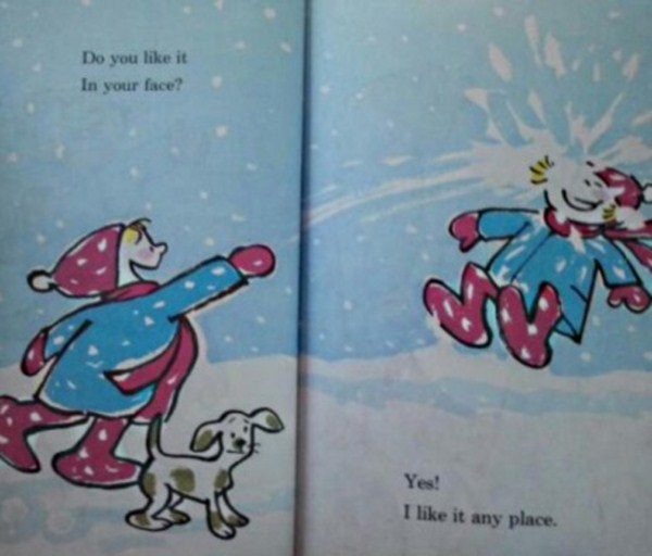 horribly inappropriate childrens books 4 Totally Inappropriate Childrens Books (21 photos)