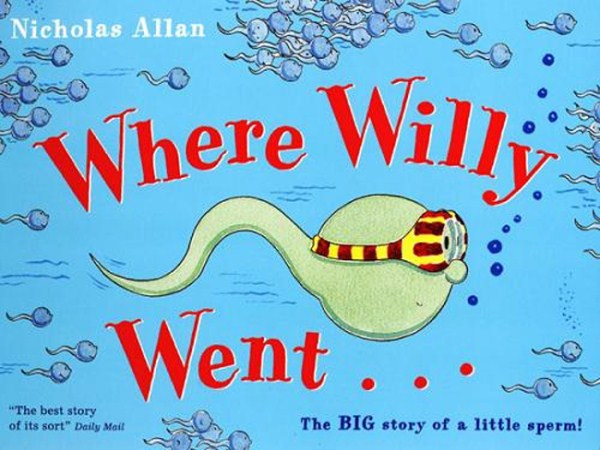 horribly inappropriate childrens books 7