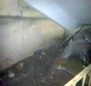 Inside a Disgusting Hostel in Kiev (16 photos)