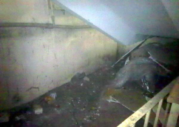 Inside a Disgusting Hostel in Kiev (16 photos) 2