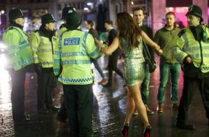 Britain Celebrates the Beginning of 2014 (30 photos) 14