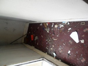 Inside an Extremely Dirty Apartment (21 photos) 21