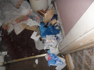 Inside an Extremely Dirty Apartment (21 photos) 5