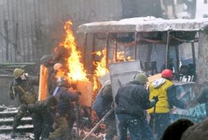 Kiev War Zone (55 photos) 13