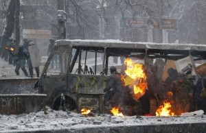Kiev War Zone (55 photos) 30