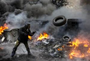 Kiev War Zone (55 photos) 39