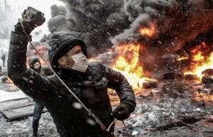 Kiev War Zone (55 photos) 4