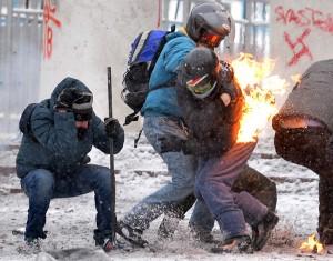 Kiev War Zone (55 photos) 54
