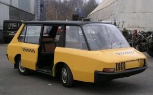 Concept Cars from the Soviet Era (20 photos) 10