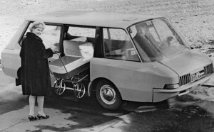 Concept Cars from the Soviet Era (20 photos) 11