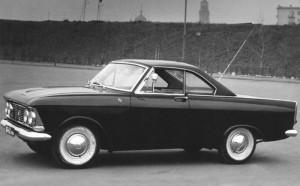 Concept Cars from the Soviet Era (20 photos) 12