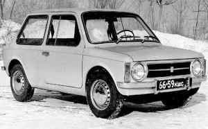 Concept Cars from the Soviet Era (20 photos) 14