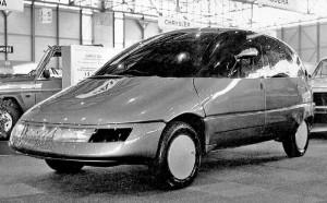 Concept Cars from the Soviet Era (20 photos) 16