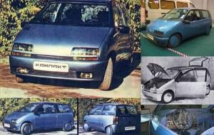 Concept Cars from the Soviet Era (20 photos) 18