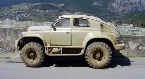 Concept Cars from the Soviet Era (20 photos) 20