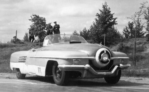 Concept Cars from the Soviet Era (20 photos) 5