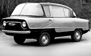 Concept Cars from the Soviet Era (20 photos) 6