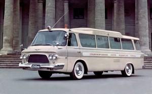 Concept Cars from the Soviet Era (20 photos) 8