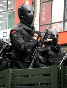 Taiwan's New Army Uniforms Are Downright Scary (7 photos) 3