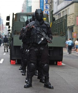 Taiwan's New Army Uniforms Are Downright Scary (7 photos) 5
