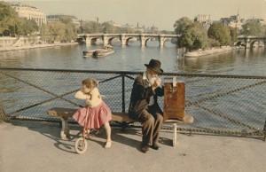 Life In Paris In The 1950's (26 photos) 1
