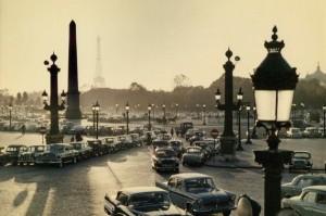 Life In Paris In The 1950's (26 photos) 12