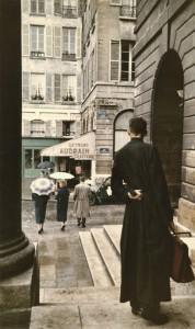 Life In Paris In The 1950's (26 photos) 14