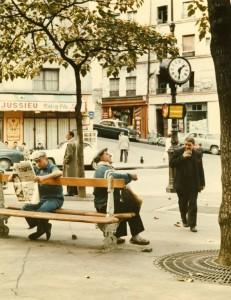 Life In Paris In The 1950's (26 photos) 3