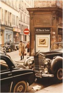 Life In Paris In The 1950's (26 photos) 5