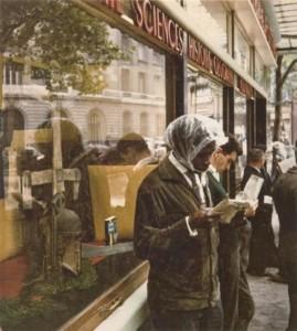 Life In Paris In The 1950's (26 photos) 6