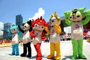 The Weirdest Olympic Mascots Ever Created (17 photos) 3