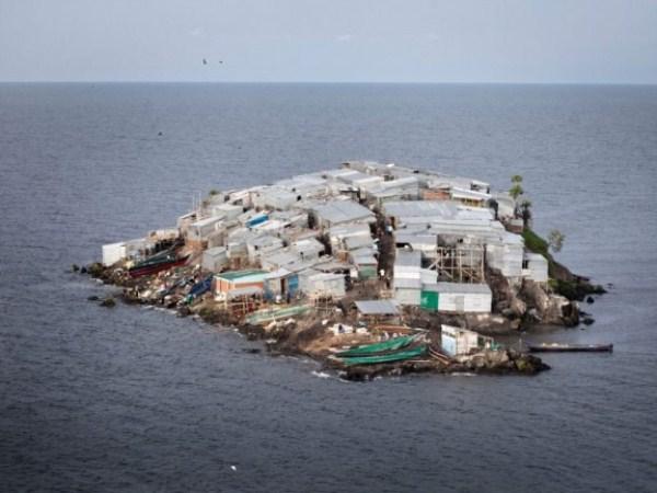Mgingo-island