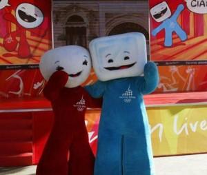 The Weirdest Olympic Mascots Ever Created (17 photos) 11