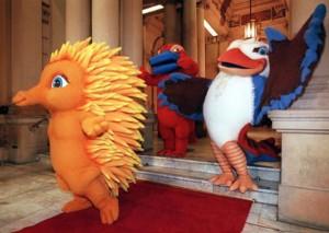 The Weirdest Olympic Mascots Ever Created (17 photos) 12