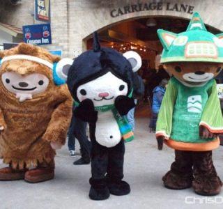 The Weirdest Olympic Mascots Ever Created (17 photos)
