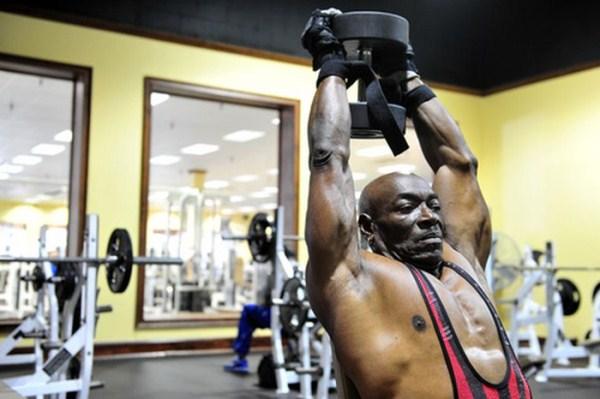 Sam Sonny Bryant Jr bodybuilder 11 Amazing 70 Year Old Bodybuilder (30 photos)