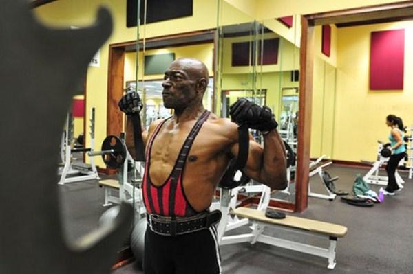 Sam Sonny Bryant Jr bodybuilder 12 Amazing 70 Year Old Bodybuilder (30 photos)