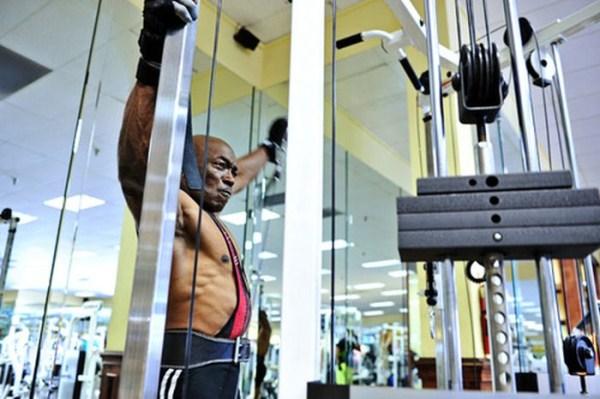 Sam Sonny Bryant Jr bodybuilder 15 Amazing 70 Year Old Bodybuilder (30 photos)