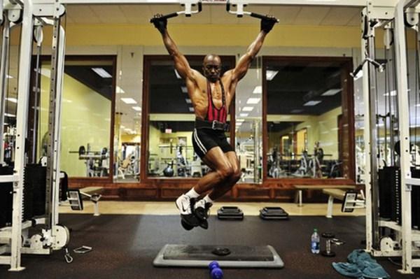 Sam Sonny Bryant Jr bodybuilder 17 Amazing 70 Year Old Bodybuilder (30 photos)