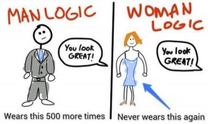 Don't Bother Trying to Understand Female Logic (39 photos) 18