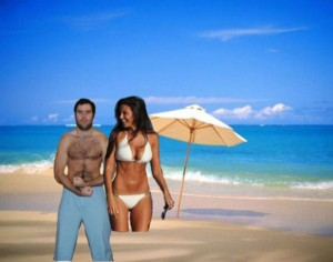 Totally Desperate Guys With Imaginary Photoshopped Girlfriends (34 photos) 13