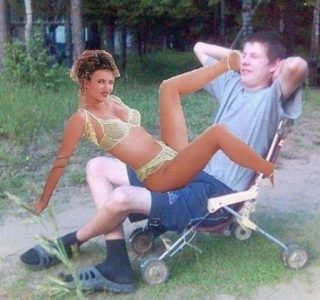Totally Desperate Guys With Imaginary Photoshopped Girlfriends (34 photos)
