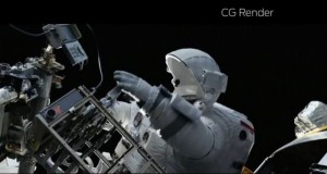 How Gravity's Visual Effects Were Made (16 photos + video) 3