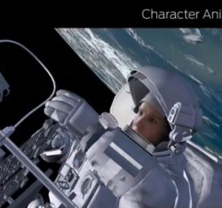 How Gravity's Visual Effects Were Made (16 photos + video)