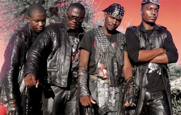 Botswana's Heavy Metal Heads (37 photos) 7