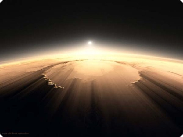 Amazing Sunrise Photos Taken on Mars (17 photos) 5