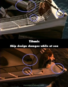 21 Titanic Movie Mistakes You May Have Missed (21 photos) 12